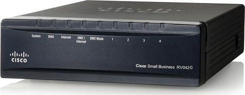 Router Cisco RV042G-K9-EU 1