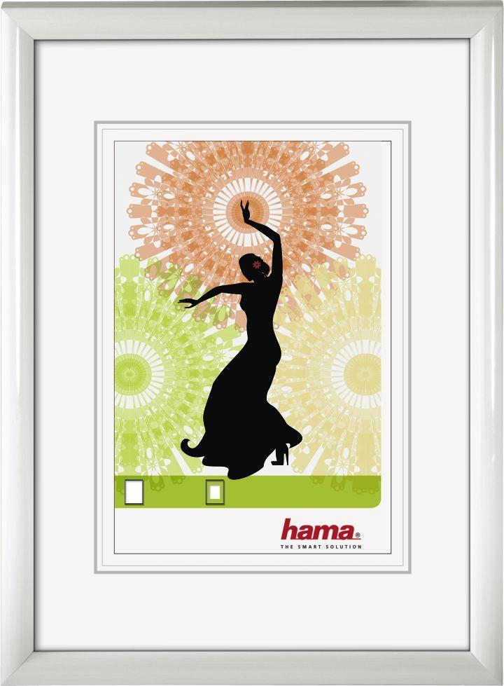 Ramka Hama Ramka na zdjęcie Madrid 21x29.7 biała (66694) 1