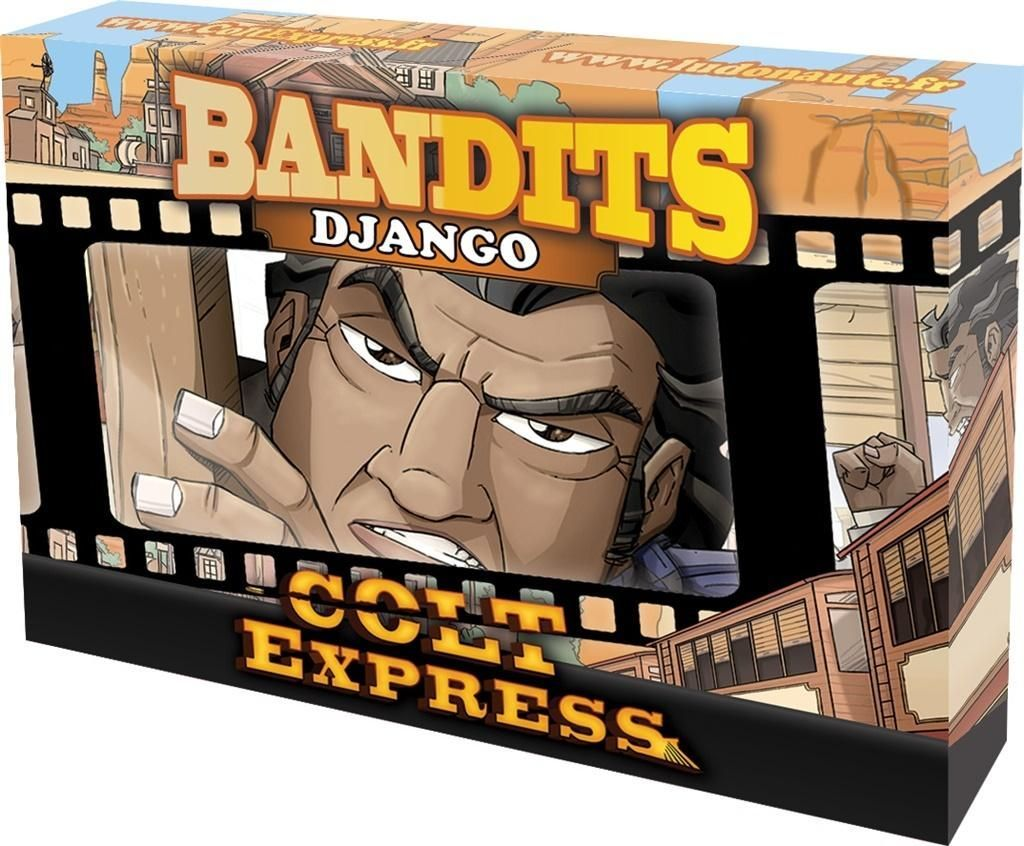 Phalanx Gra Colt Express Bandits - Django REBEL 1