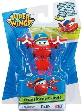 Super Wings Flip Transform Spielzeugfigur Mini 1
