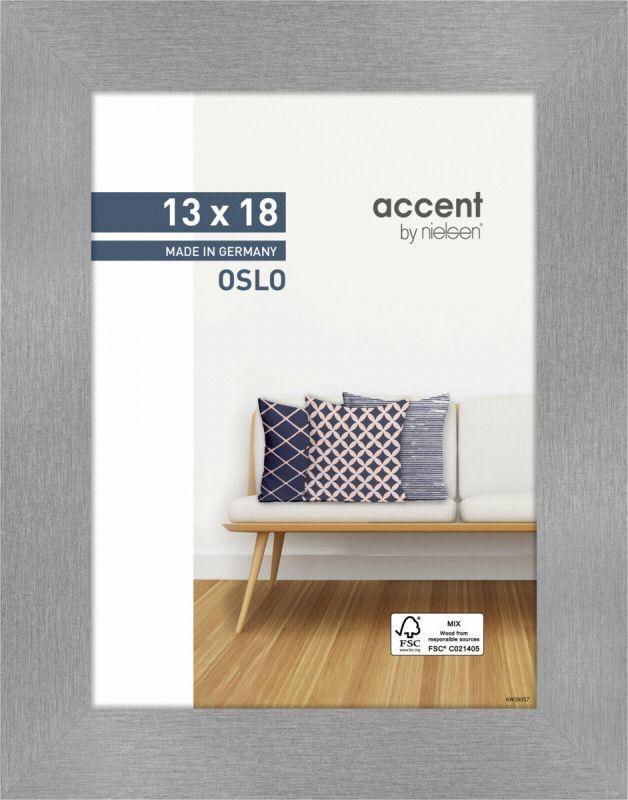 Ramka Nielsen Design Accent Oslo, 13x18, drewniana (299275) 1