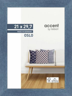 Ramka Nielsen Design Accent Oslo, 21x29.7, drewniana (299294) 1