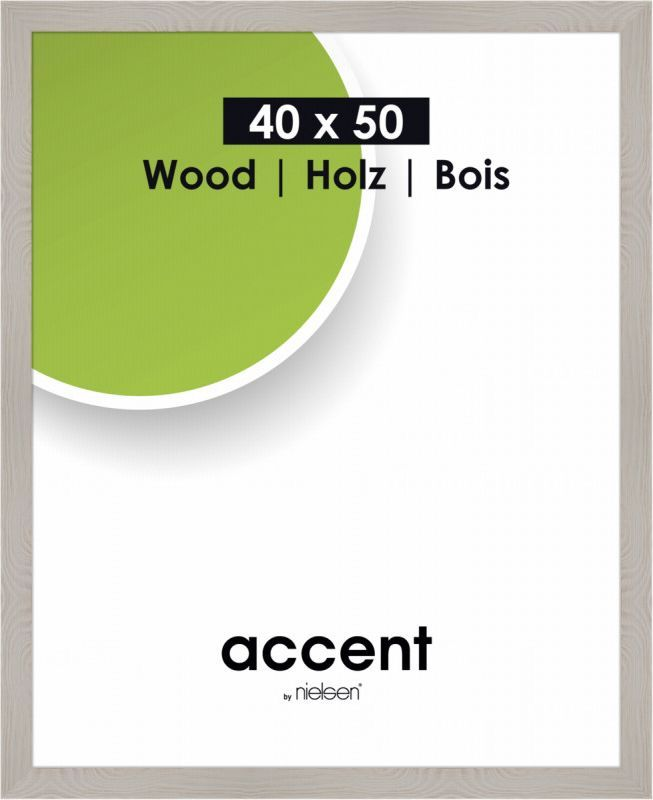 Ramka Nielsen Design Accent Magic, 40x50, drewniana (9740001) 1
