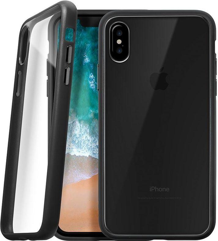 LAUT Laut Accents - Etui Iphone X Z 2 Foliami Na Ekran W Zestawie (black) 1