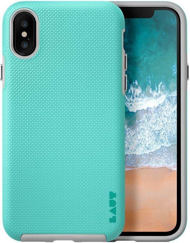 LAUT Laut Shield - Etui Iphone X (mint) 1
