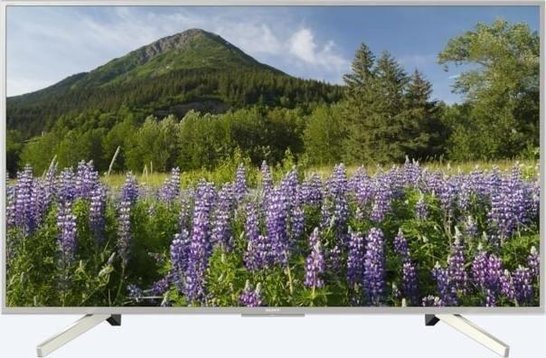Telewizor Sony KD-49XF7077S LED 49'' 4K (Ultra HD) Linux  1