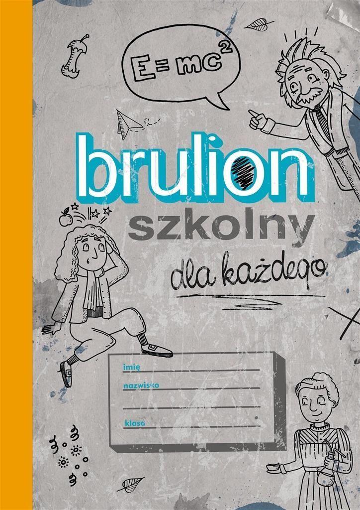 Wilga Brulion szkolny dla każdego 1