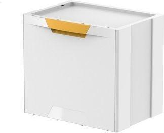 Kosz na śmieci Meliconi do segregacji 22L żółty (14109102109BA) 1