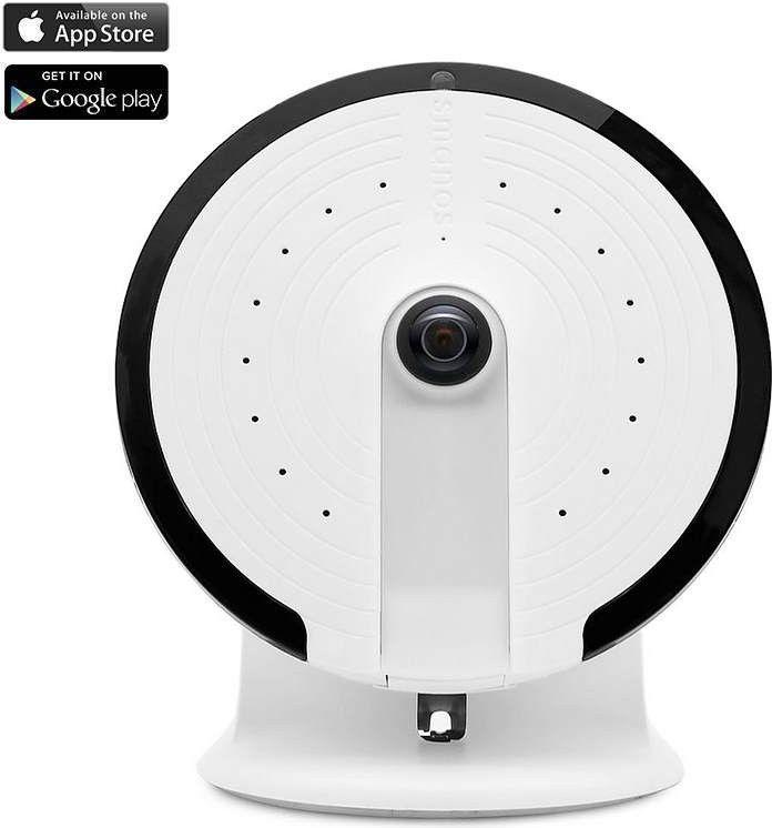 Kamera IP Smanos Smanos Ufo - Panoramiczna Kamera Hd Wifi (ios & Android) 1
