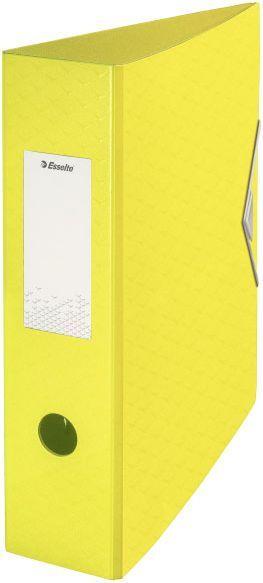 Segregator Esselte A4 75mm żółty (626215) 1