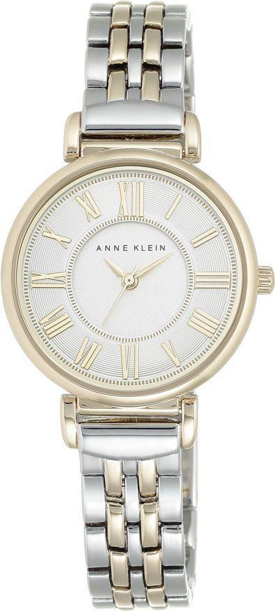 Zegarek Anne Klein Silver And Gold (AK/2159SVTT) 1