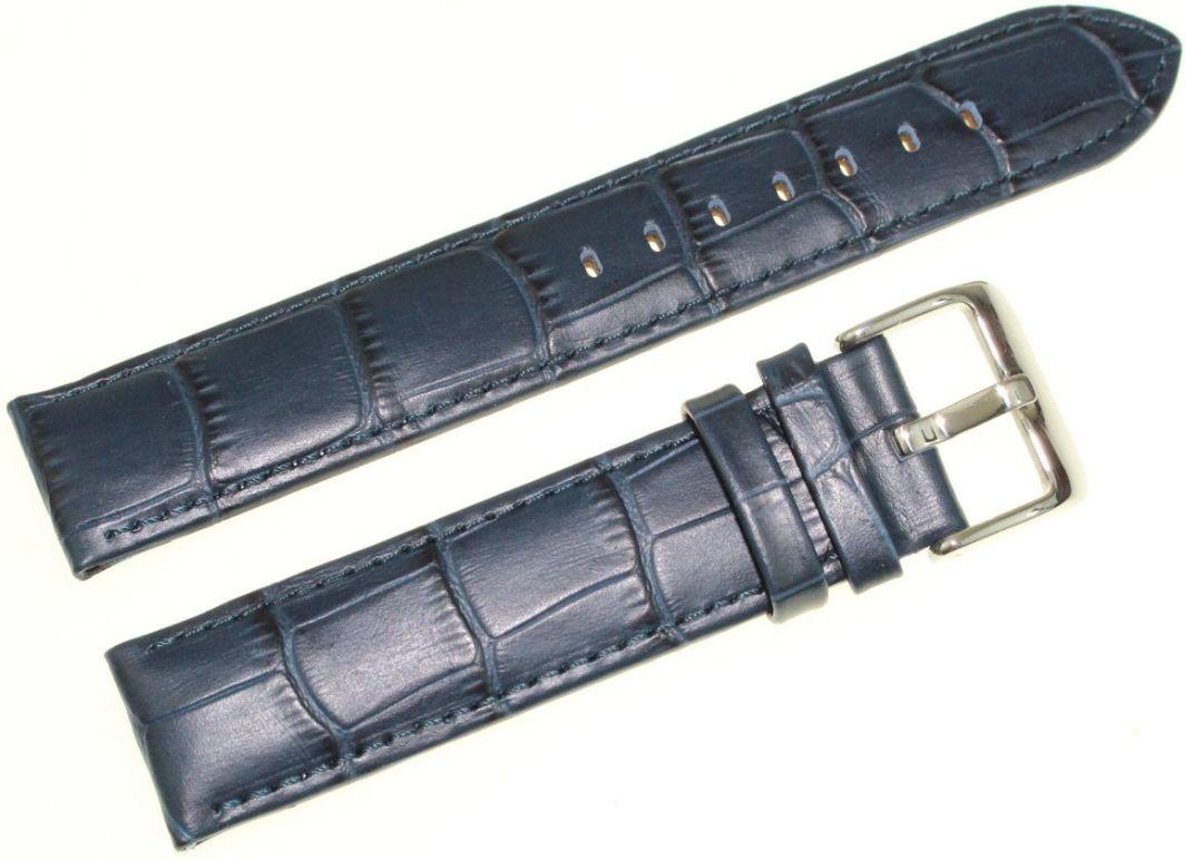 Bisset Skórzany pasek do zegarka Bisset 20 mm BS-152.20.20.02 1