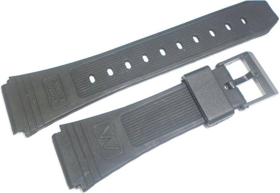 Diloy Pasek zamiennik 207F1 do zegarka Casio DB-30 19 mm 1