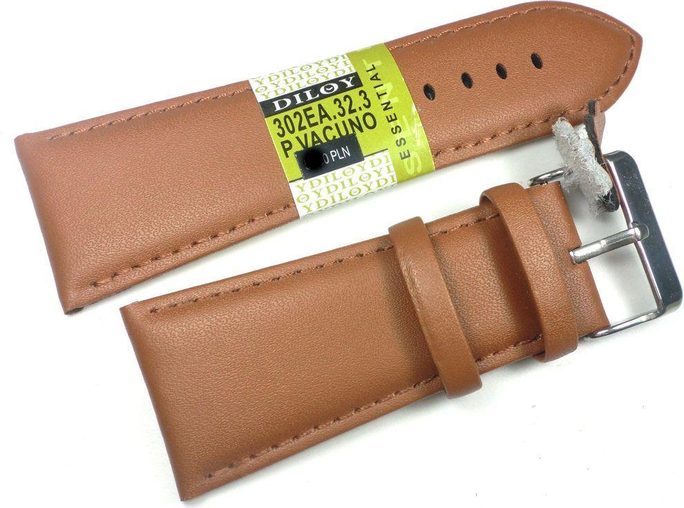 Diloy Skórzany pasek do zegarka 32 mm Diloy 302EA.32.3 1