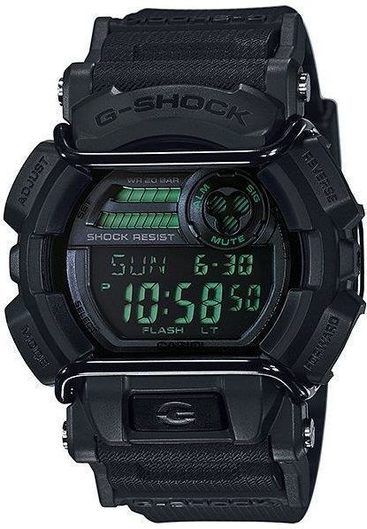 Zegarek Casio Męski GD-400MB-1ER G-Shock Protector czarny 1