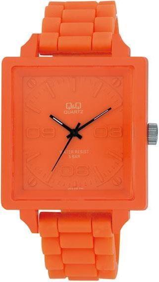 Zegarek Q&Q VR12-005 Fashion pomarańczowy 1