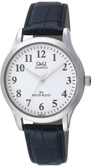 Zegarek Q&Q C168-304 klasyczny męski czarny 1