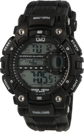 Zegarek Q&Q Męski M161-003 Dual Time 1