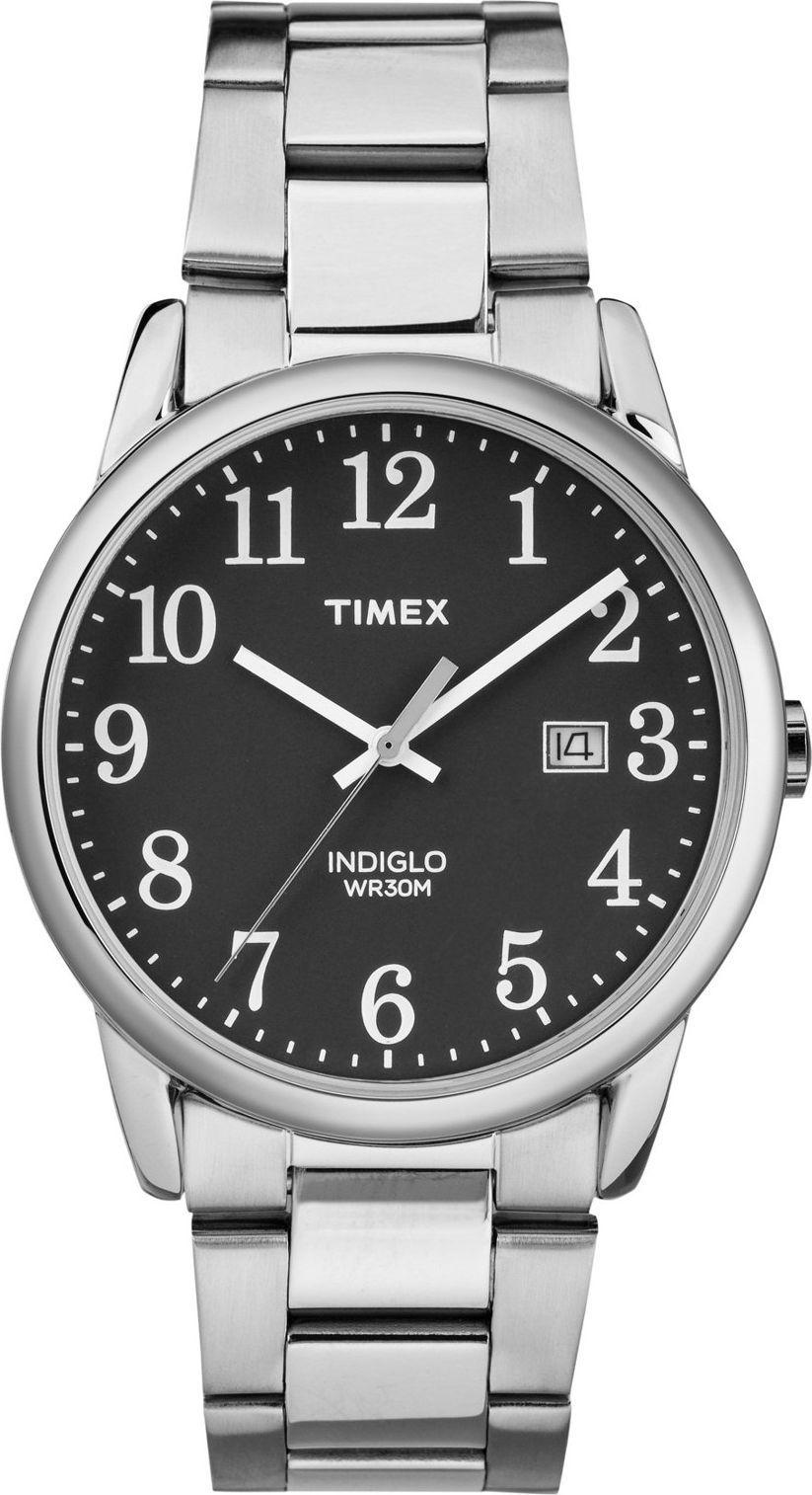 Zegarek Timex Męski TW2R23400 Easy Reader Indiglo Data 1