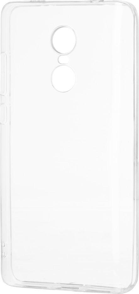 Hurtel Żelowy pokrowiec etui Clear Gel 1.0mm Xiaomi Redmi Note 4X / Redmi Note 4 (Snapdragon global version) przezroczysty 1