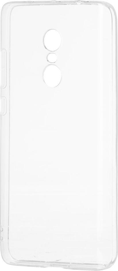 Hurtel Żelowy pokrowiec etui Clear Gel 1.0mm Xiaomi Redmi Note 4 (MediaTek) przezroczysty 1
