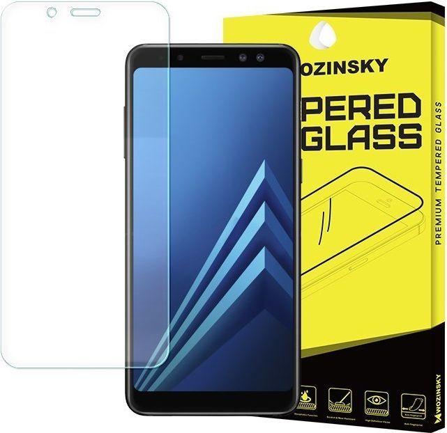 Wozinsky Szkło hartowane 9H do Sony Xiaomi Redmi 6a 1