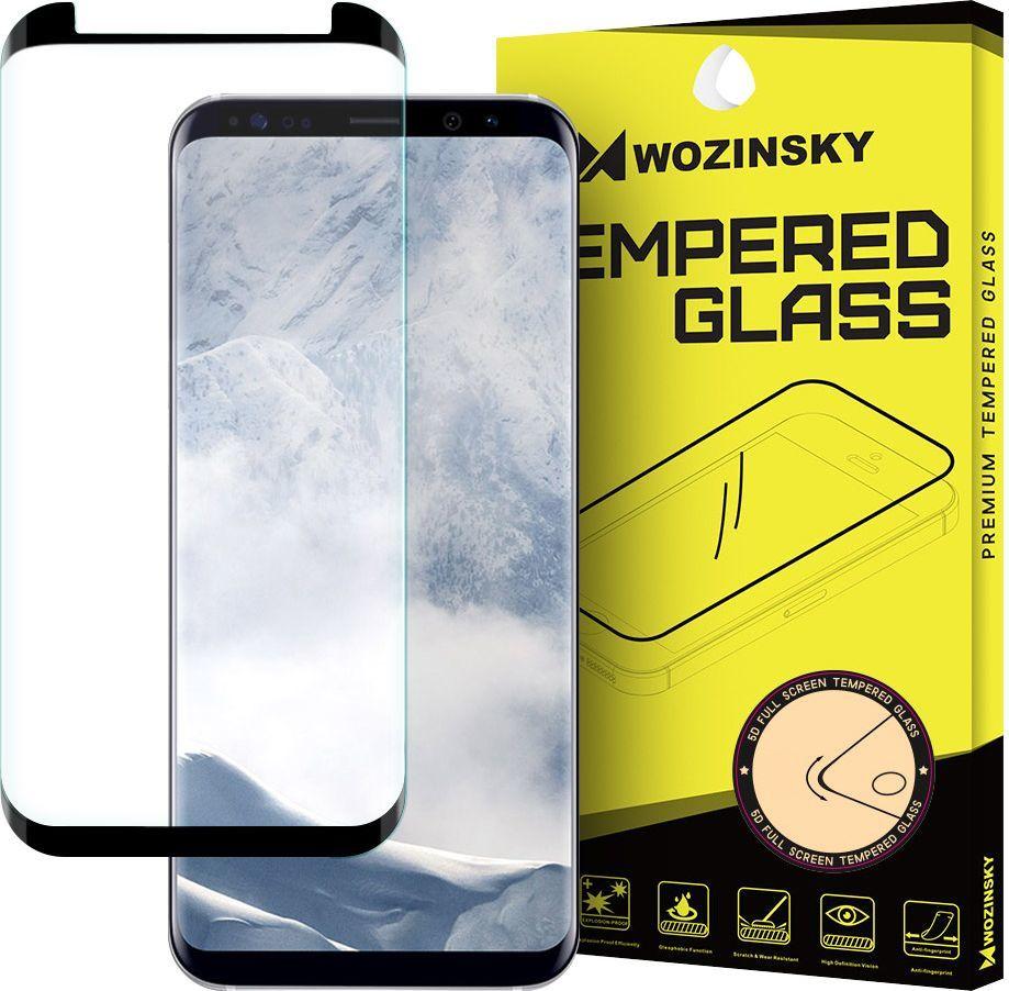 Wozinsky Szkło hartowane 3D do Samsung Galaxy S8+ 1