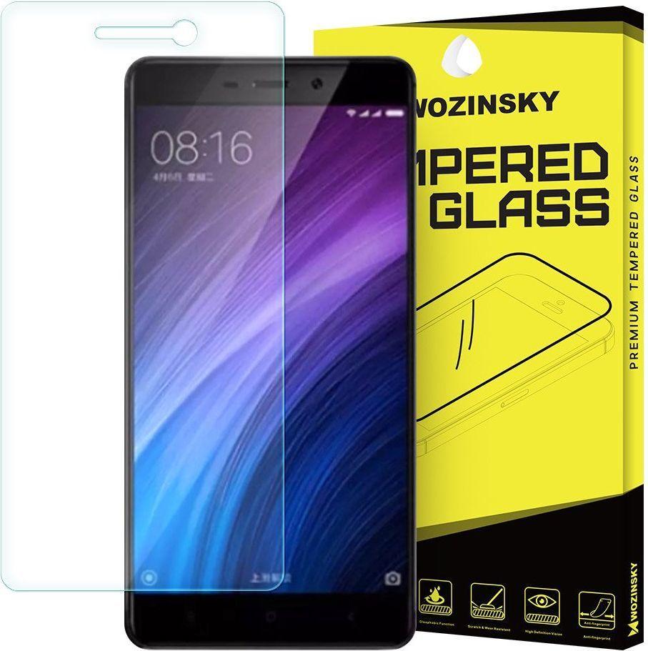 Wozinsky Hartowane szkło ochronne 9H PRO+ Xiaomi Redmi 4A 1