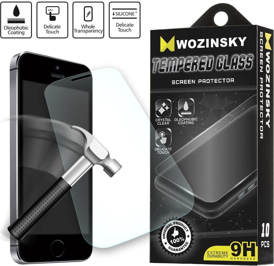 Wozinsky WOZINSKY szkło hartowane na ekran LCD do Microsoft Lumia 550 wielopak - 10 sztuk 1