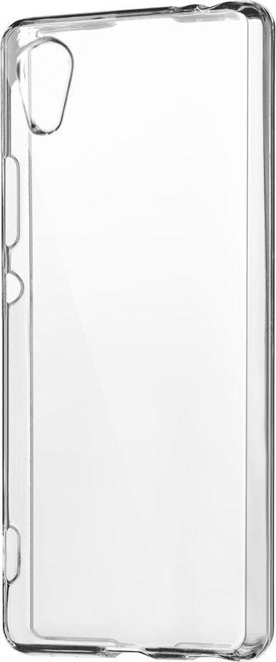 Hurtel Żelowy pokrowiec etui Clear Gel 1.0mm Sony Xperia L1 G3311 G3313 przezroczyste 1