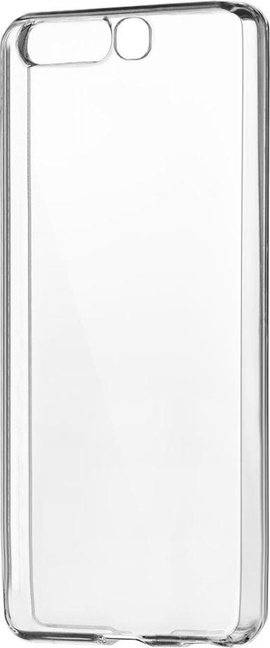 Hurtel Żelowy pokrowiec etui Clear Gel 1.0mm Huawei P10 przezroczyste 1
