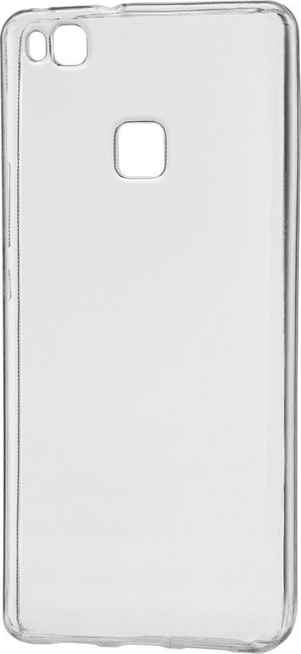 Hurtel Żelowe etui Ultra Slim 0,3 mm na Huawei P9 Lite przezroczyste 1