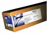 HP Bright White Inkjet Paper 594mm x 45.7m (Q1445A) 1