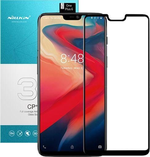 Nillkin Szkło Nillkin 3D CP+ MAX OnePlus 6 A6000 1