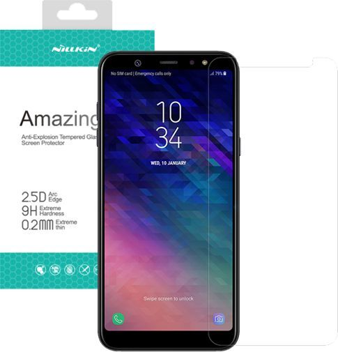 Nillkin Szkło Nillkin Amazing H+ PRO Samsung Galaxy A6 2018 1