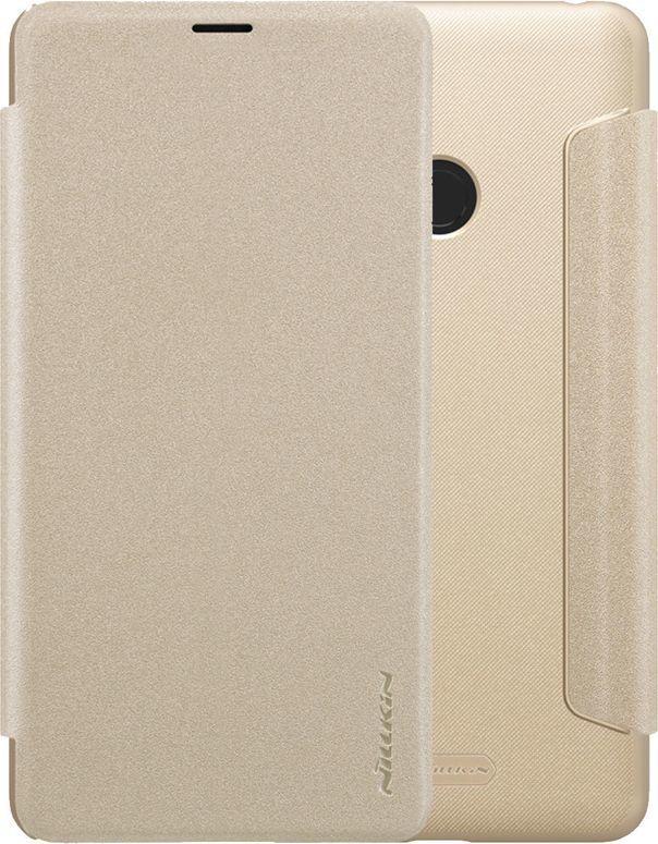 Nillkin Etui Nillkin Sparkle Xiaomi Mi Max 3 - Gold 1