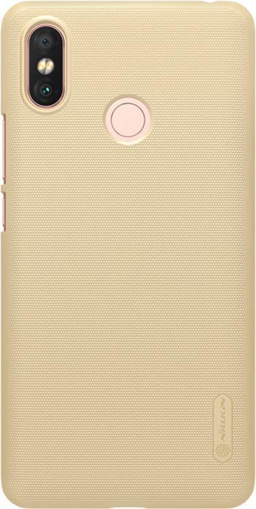 Nillkin Etui Frosted Shield Xiaomi Mi Max 3- Gold 1