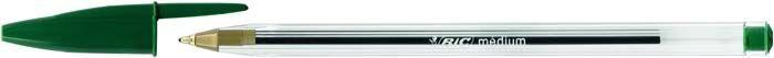 Bic Długopis Cristal zielony 1