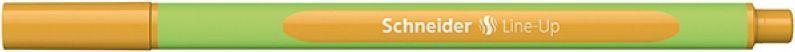 Schneider Cienkopis Line-Up 0.4 mm żółty 1
