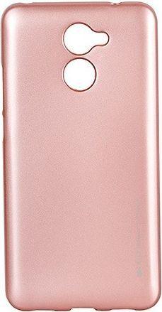 Mercury Goospery Etui iJelly new Huawei Y7 jasno różowe 1