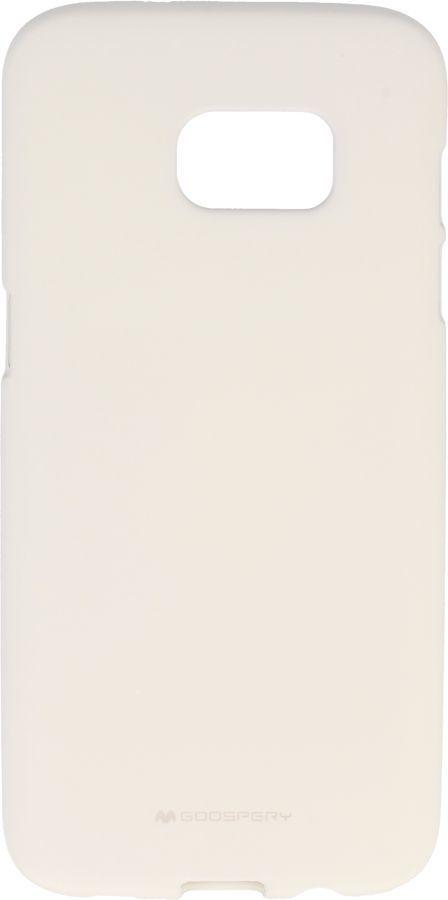 Mercury Goospery Etui Soft Jelly Sony XA1 białe 1
