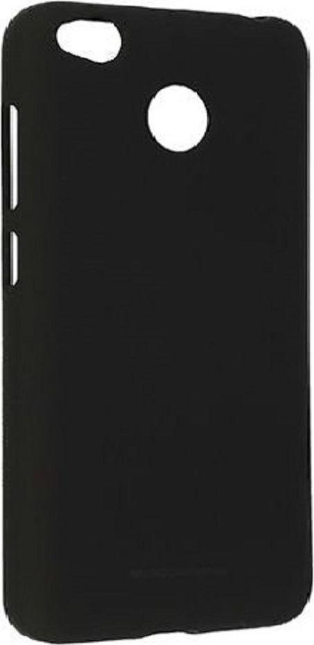 Mercury Goospery Etui Jelly mercury Xiaomi Redmi 4X czarne 1
