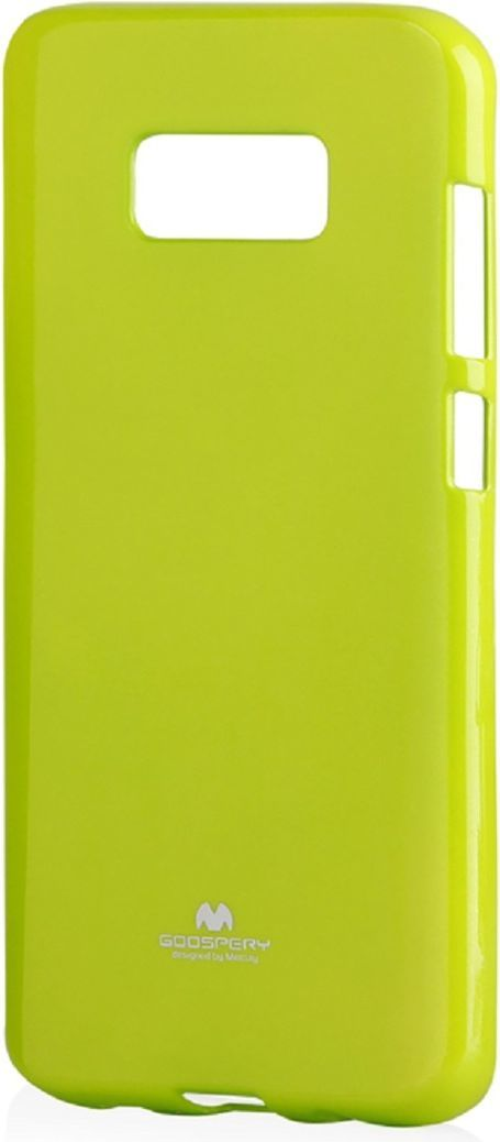 Mercury Goospery Etui Jelly Case Mercury SAMSUNG G955 S8+ limonka 1