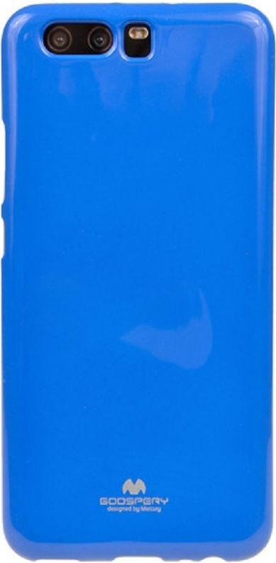 Mercury Goospery Etui jelly Case Mercury HUAWEI P10 niebieskie 1