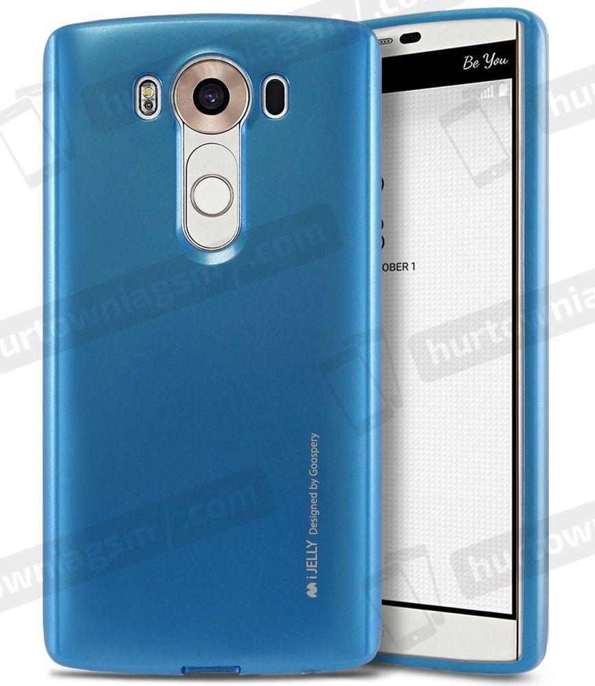 Mercury Goospery Etui iJelly new LG K8 niebieski 1