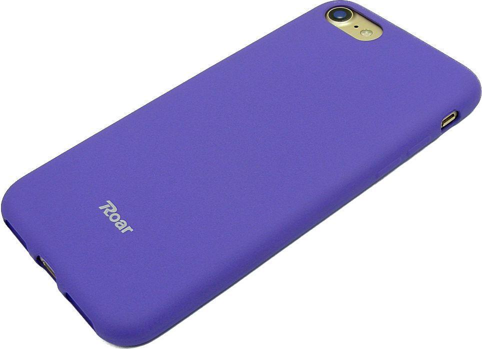 ROAR Etui Roar Colorful IPHONE 7 fioletowy 1
