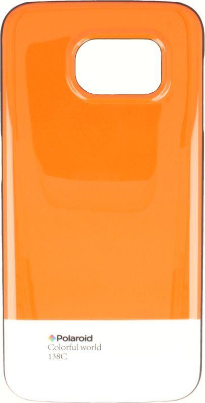 Polaroid Etui polaroid hard case Samsung S3 pomarańczowy 1