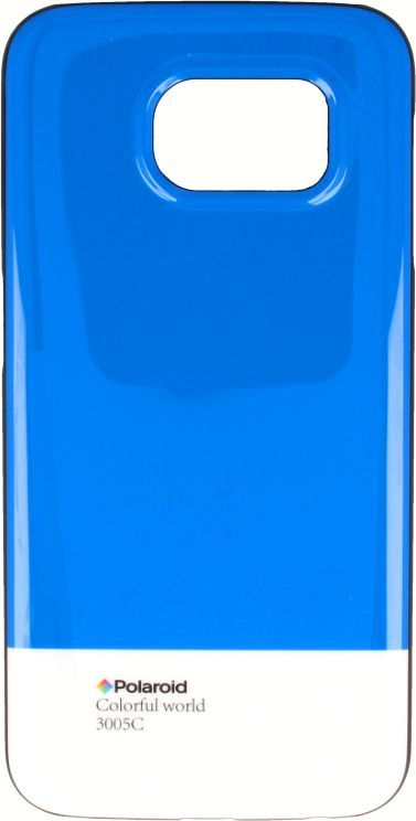 Polaroid Etui polaroid hard case Samsung S3 niebieski 1