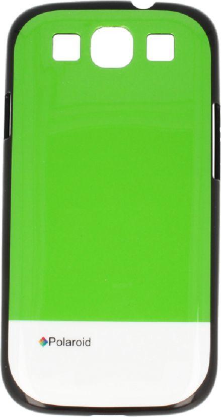 Polaroid Etui polaroid hard case Samsung S3 zielony 1