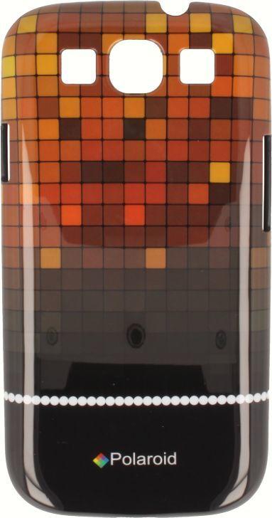 Polaroid Etui Polaroid hard iPhone 6+ kafelki brąz 1